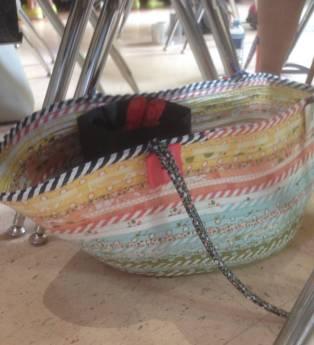 Clothesline bag workshop - Maureen tote