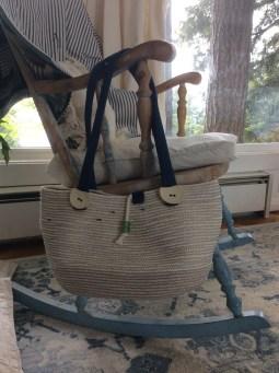 Clothesline bag workshop - Penny N purse