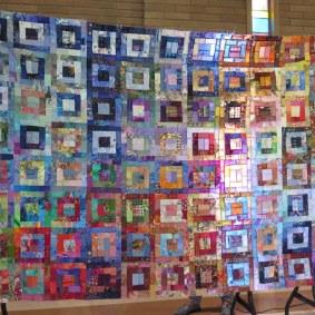 a larger quilt