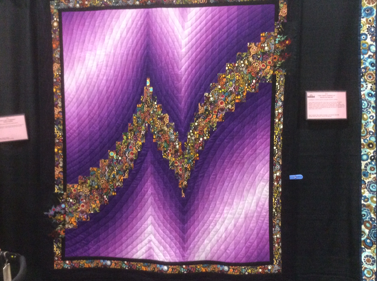 Victoria Quilters' Guild City of Gardens Quilt Show 2018