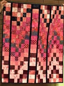 Heather's bargello quilt