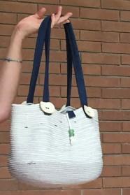 Penny's clothesline bag
