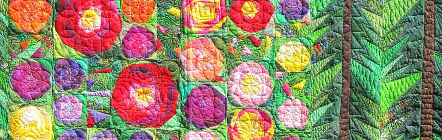 Sisters Outdoor Quilt Show,Oregon