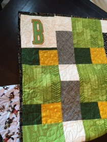 Community Quilts for Broncos 4