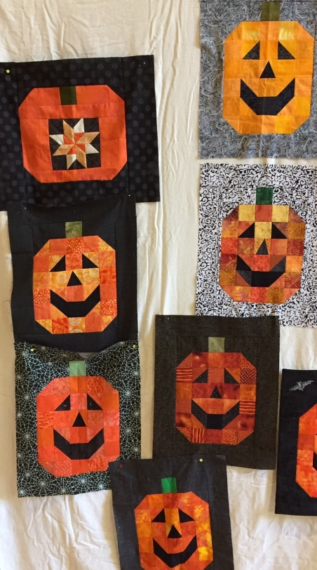 Block of the Month September 2018